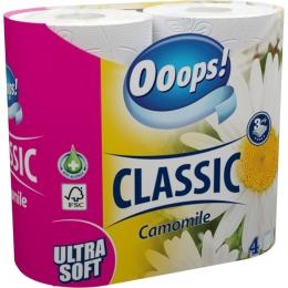 Ooops! Kamilla – Toalettpapír (3 rétegű)