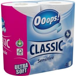 Ooops! Sensitive – Toalettpapír (3 rétegű)